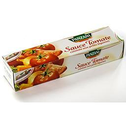Sauce tomate - cuisineé aux petits légumes