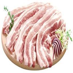 Lard frais de porc