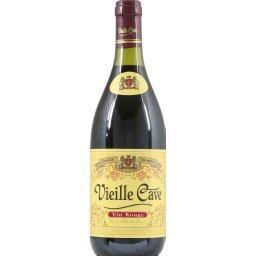 Vin rouge de table français