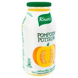 Bouteille Soupe Potiron