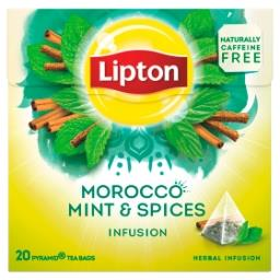 Infusion - herbal - morocco - sachets pyramide