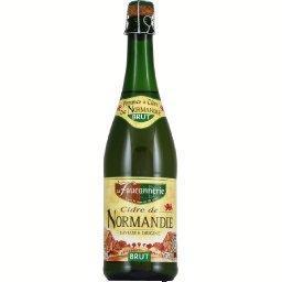 Cidre de pommes de normandie - brut