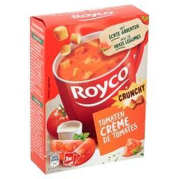 Minute soup crunchy crème de tomates - soupe déshydr...