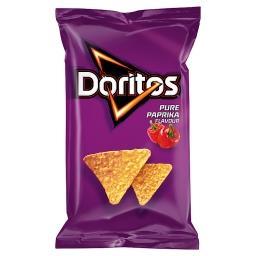 Chips de Maïs Pure Paprika Flavour