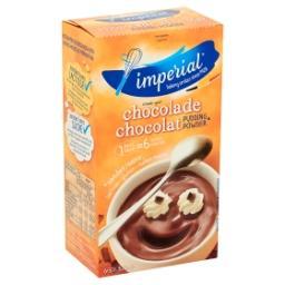 Pudding goût chocolat - poudre