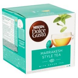 Dolce gusto - marrakesh style tea - capsules à thé