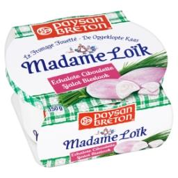 Le Fromage Fouetté Madame Loïk Echalote Ciboulette
