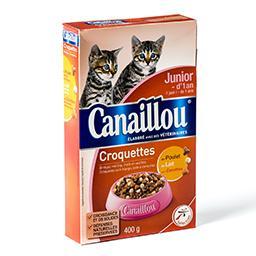 Croquettes pour chatons de moins d'1 an