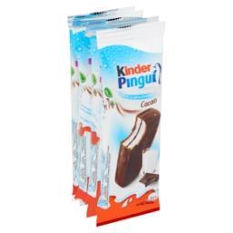 Pingui cacao - génoise moelleuse fourrée d'une mouss...
