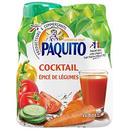 Cocktail épicé de légumes