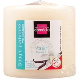 Bougies 80x80, vanille
