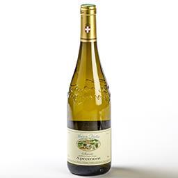 Vin blanc - apremont - savoie - 2014