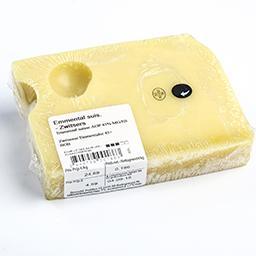 Emmentaler suisse - fromage pâte dure de lait de vac...
