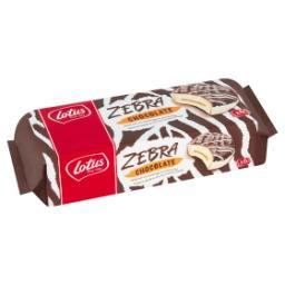 Zebra Chocolate Pâtisserie Nappée au Chocolat, Fourr...