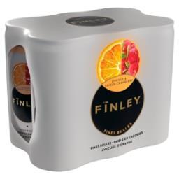Fines Bulles Orange & Saveur Cranberry