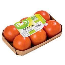 BIO Tomate ronde ravier 6 fruits