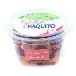 Mélange Gourmand: Raisins - Airelles - Amandes - Noi...