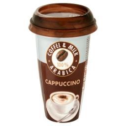 Boisson au lait avec café - goût cappuccino - 100% A...