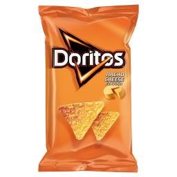 Chips de Maïs Nacho Cheese Flavour