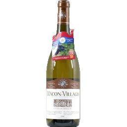 Mâcon villages, vin blanc
