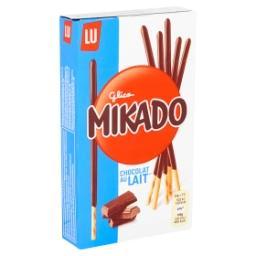 Mikado - biscuits au chocolat au lait