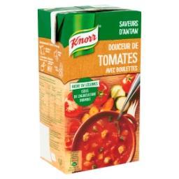 Secrets de grand-mère - délice de tomates avec boule...