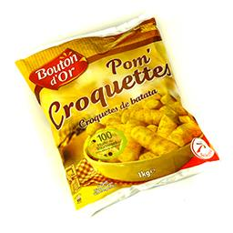 Pom' croquettes