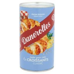 Pâte fraîche pour 6 croissants