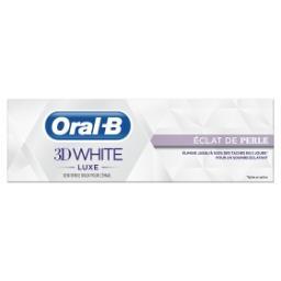 3D White Luxe Éclat De Perle Dentifrice
