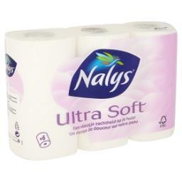Ultra Soft Papier Toilette 2 Épaisseurs