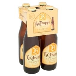 Trappist Blond Bouteilles 4 x 330 ml