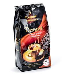 Dessert - café en grains
