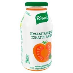 Bouteille Soupe Tomates Basilic