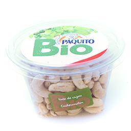 Bio noix de cajou grillées sans sel ajouté