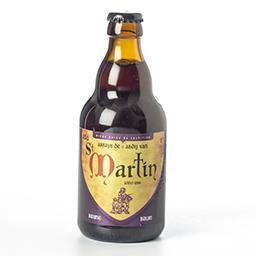 Bière belge brune de haute fermentation