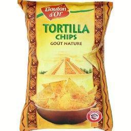 Tortilla chips goût nature