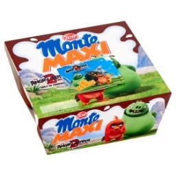 Maxi - dessert lacté goût chocolat noisette