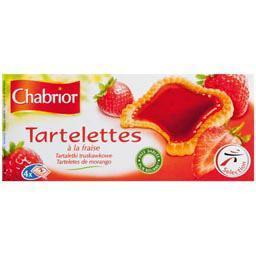Tartelettes à la fraise