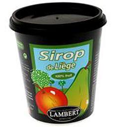Sirop de liège pommes-poires
