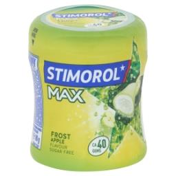 Max Frost Apple Flavour Sugar Free