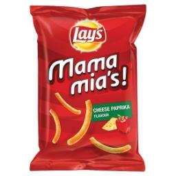Mama Mia's Snack de Pommes de Terre Fromage Paprika