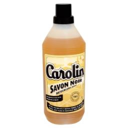 Savon noir avec glycérine et huile de lin