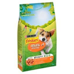 Friskies mini menu - aliment complet pour chiens jus...