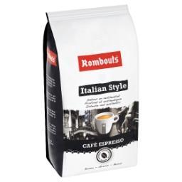 Italian style - café en grain