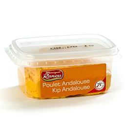Salade de poulet andalouse