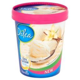 Crème glacée vanille - zero lactose
