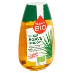 Sirop agave - bio
