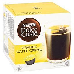 Dolce gusto - grande caffè crema - 100% arabica - ca...