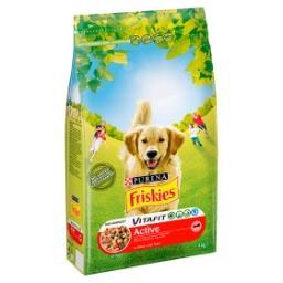 Friskies - croquettes active - aliment complet pour ...