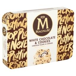 Ola Multipack Glace White Chocolate & Cookies